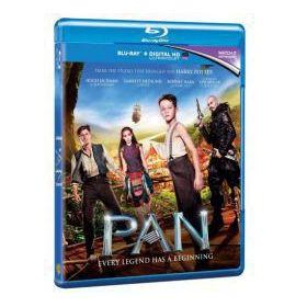 Pán (Blu-Ray)