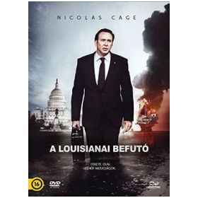 A louisianai befutó (DVD)