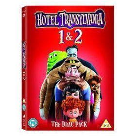 Hotel Transylvania 1-2. (DVD)