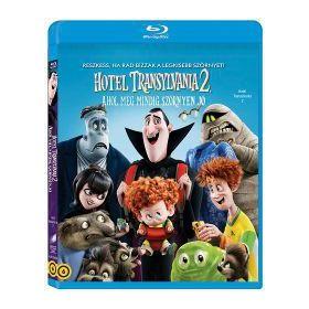 Hotel Transylvania 2. - Ahol még mindig szörnyen jó (Blu-Ray)