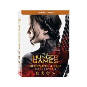 Az éhezők viadala 1-4 gyűjtemény (4 DVD)