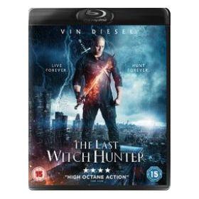 Az utolsó boszorkányvadász (Blu-Ray)