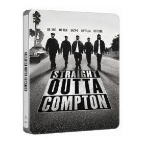 Straight Outta Compton - limitált, fémdobozos változat (steelbook) (Blu-Ray)