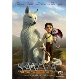 Száva - A szív harcosa (DVD)