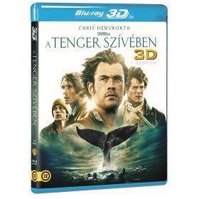 A tenger szívében 3D - steelbook (3D Blu-Ray)