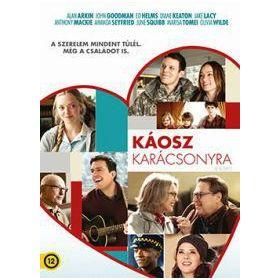 Káosz karácsonyra (DVD)