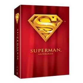 Superman Antológia (4 DVD)