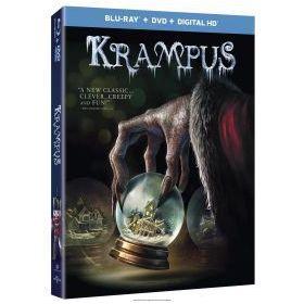 Krampusz (Blu-Ray)