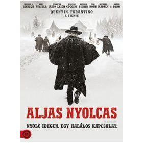 Aljas nyolcas (DVD)