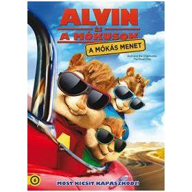 Alvin és a mókusok - A mókás menet (DVD)
