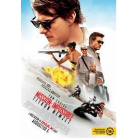 Mission Impossible 5. - Titkos nemzet (DVD)