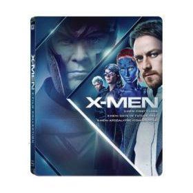 X-Men gyűjtemény 2. (Az előzmény trilógia): fémdobozos változat (steelbook) (Blu-Ray)