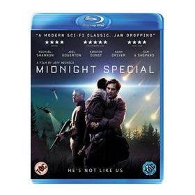 Éjféli látomás (Blu-ray)