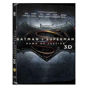 Batman Superman ellen - Az igazság hajnala (3D Blu-ray + Blu-ray) *Futurepack*  *24166*