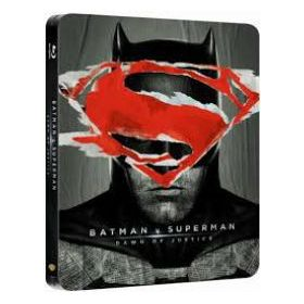 Batman Superman ellen - Az igazság hajnala (Blu-ray) *Steelbook* *24135*