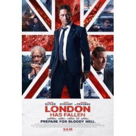 Támadás a Fehér Ház ellen 2. - London ostroma (DVD)