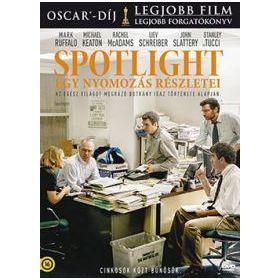 Spotlight: Egy nyomozás részletei (DVD)