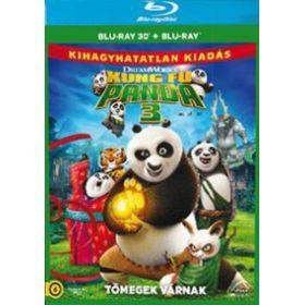 Kung Fu Panda 3. (3D Blu-ray +BD)