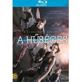 A hűséges (A beavatott-sorozat, 3. rész) (Blu-ray)