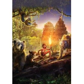 A dzsungel könyve (2016) (DVD)