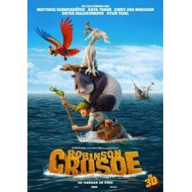Robinson Crusoe (DVD) (2016)