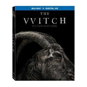 A boszorkány (Blu-ray)