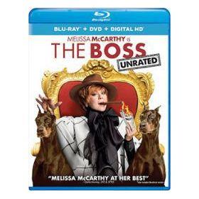 A főnök (Blu-ray)