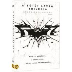 A sötét lovag trilógia - különleges kiadás (4 DVD)