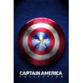 Amerika Kapitány Trilógia (3 DVD)