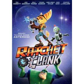 Ratchet és Clank: A galaxis védelmezői (2D+3D DVD)