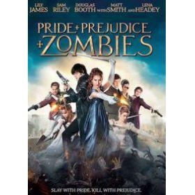Büszkeség és balítélet meg a zombik (DVD)
