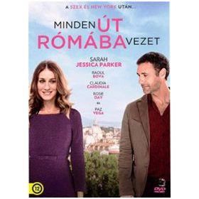 Minden út Rómába vezet (DVD)