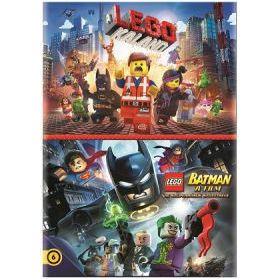 A Lego Kaland - Lego Batman gyűjtemény (2016) (DVD)