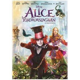 Alice Tükörországban (DVD)