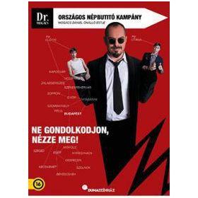 Dumaszínház: Dr. Mogács országos népbutító kampány (DVD)