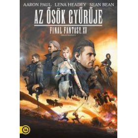 Ősök gyűrűje: Final Fantasy XV (DVD)