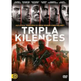 Tripla kilences (DVD)