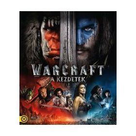 Warcraft: A kezdetek (Blu-Ray)