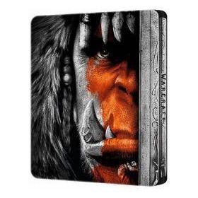 Warcraft: A kezdetek - limitált, fémdobozos változat (2D BD) (steelbook) (Blu-Ray)