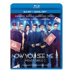 Szemfényvesztők 2. (Blu-ray)
