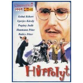 Hippolyt (2001) *Eperjes Károly* (DVD)