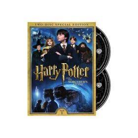 Harry Potter és a bölcsek köve (kétlemezes, új kiadás - 2016) (2 DVD)