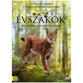 Évszakok (DVD)