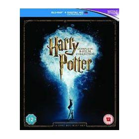 Harry Potter: A teljes gyűjtemény (új változat képes ajándékokkal - 2016) (8 Blu-ray)