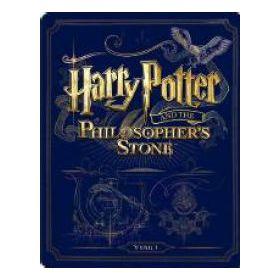 Harry Potter és a bölcsek köve - limitált, fémdobozos változat (steelbook) (BD+DVD)