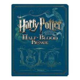 Harry Potter és a félvér herceg - limitált, fémdobozos változat (steelbook) (BD+DVD)