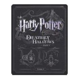 Harry Potter és a halál ereklyéi, 1. rész - limitált, fémdobozos változat (steelbook) (BD+DVD)