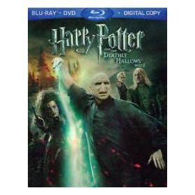 Harry Potter és a halál ereklyéi - 2. rész (kétlemezes, új kiadás - 2016) (BD+DVD)