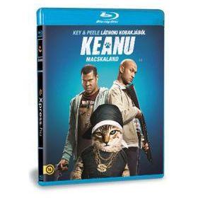 Keanu: Macskaland (Blu-Ray)