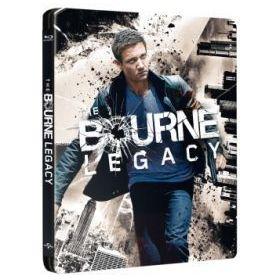 A Bourne-hagyaték - limitált, fémdobozos változat (steelbook) (új kiadás) (Blu-Ray)
